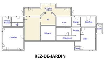 Plan salle mariage demeure lamaury   rdj