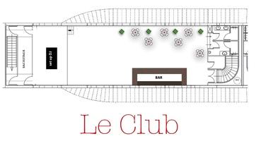 Plan club   la plateforme