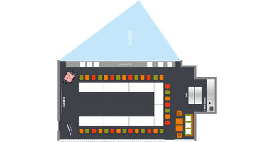 Mama shelter marseille patio plan 3x2 fr