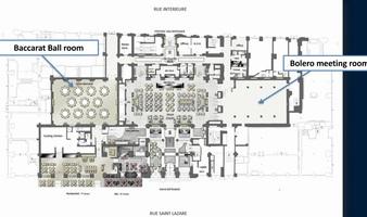 Plan hilton salles 1