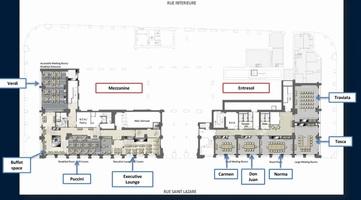 Plan salles hilton 2