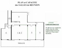 Plan des salles large