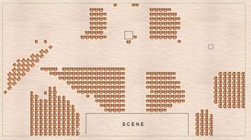 Plan grande salle