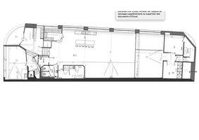 Plan atelier rdc
