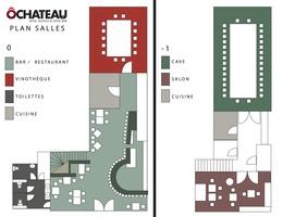 Plan salle ochateau