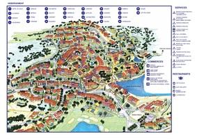Plan pierre   vacances pont royal en provence