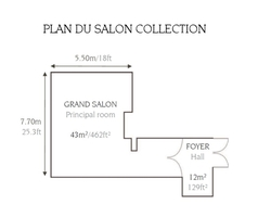 Plan salon collection