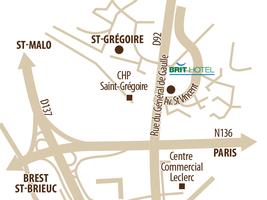 Rennes villeneuve 2018 carte