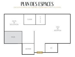 Plan des espaces   chai lombardi