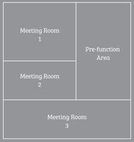 Meeting rooms floor plan