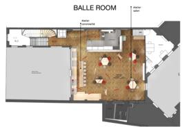Ope%cc%81ra plan balle room