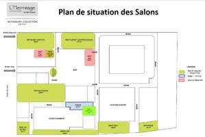 Plan salons